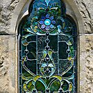 Oakland Cemetery Stained Glass by Scott Mitchell
