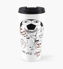 You'll never be alone Travel Mug