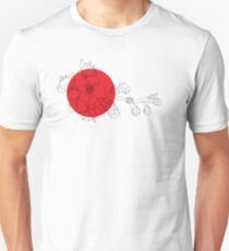 japanese blossoms Unisex T-Shirt