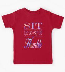 Kendrick Lamar- Sit Down, Be Humble- Purplish Kids Clothes