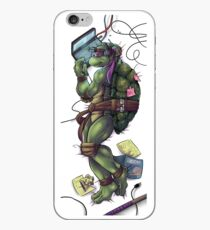 Life of a Teenage Turtle - Donnie iPhone Case