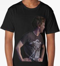 Benedict Cumberbatch- Shakespeare's Hamlet David Bowie Long T-Shirt