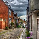 Mermaid Street by Nigel Bangert