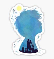 I am Finding Neverland Sticker