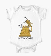 Dalek Intoxicate One Piece - Short Sleeve