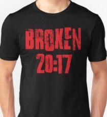 Matt - Broken 2017 Unisex T-Shirt