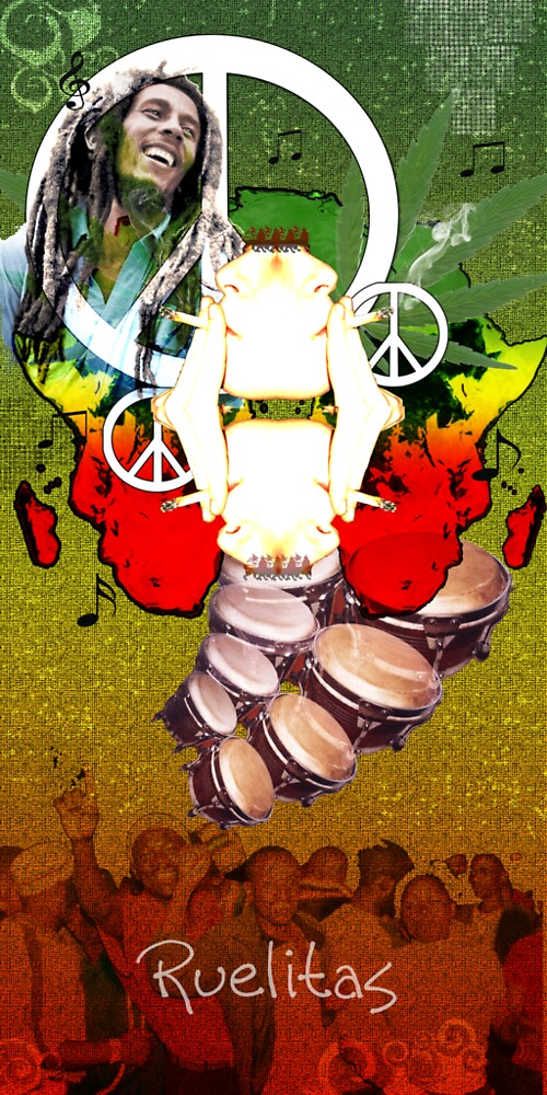 Tribute to Marley by Apol Rltz