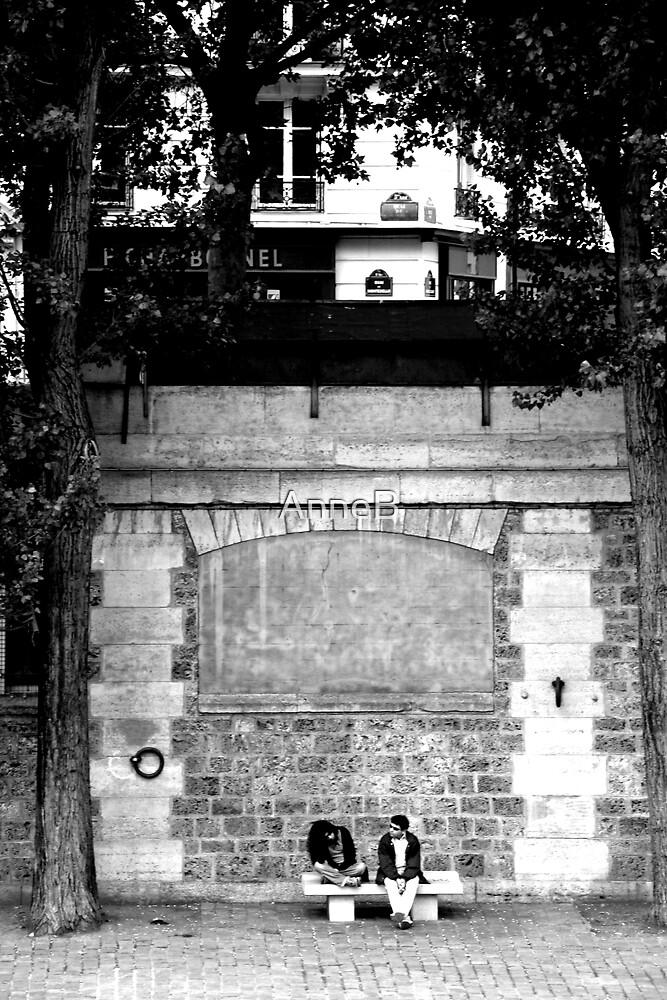 Parisiens by AnneB
