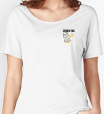 Shred the Gnar Women's Relaxed Fit T-Shirt
