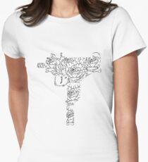 Guns N' Roses Womens Fitted T-Shirt
