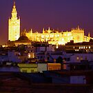 Seville Cathedral by Kiwikiwi