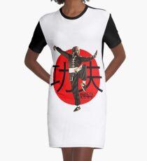 Kung Fu Kenny (Kendrick Lamar) Graphic T-Shirt Dress
