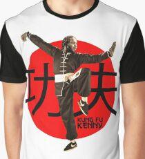 Camiseta gráfica Kung Fu Kenny (Kendrick Lamar)