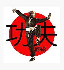 Kung Fu Kenny (Kendrick Lamar) Photographic Print