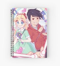 Star vs. the Forces of Evil Spiral Notebook