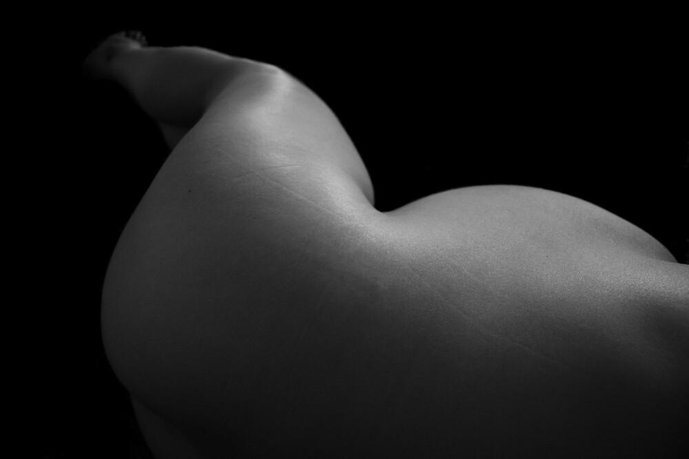 Pregnant 9 Months by Scott Hutchins