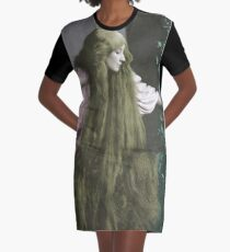 Mary Garden Graphic T-Shirt Dress