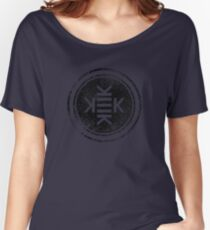 KEK Army Women's Relaxed Fit T-Shirt