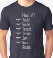 Yuuki Lives On T-Shirt