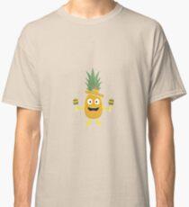 Pineapple Fiesta Sombrero Party Rlm5s Classic T-Shirt