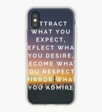 Inspirational Quotes iPhone Case