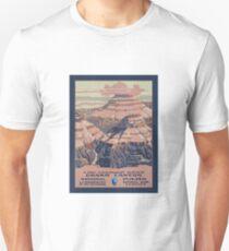 GRAND CANYON National Park Service Poster WPA T-Shirt