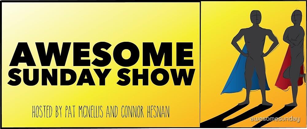 Podcast logo by awesomesunday