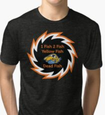 Komets Walleye Playoffs Tri-blend T-Shirt