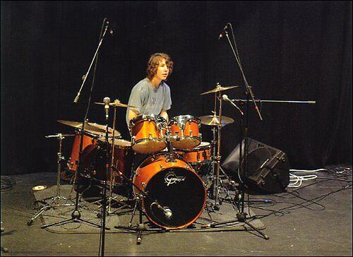(Church Of Rock) Pat (Taken by Ian Porter - http://www.redbubble.com/people/procrest) by PConspiracy