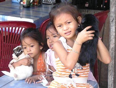Sihanoukville, Cambodia by LindaLou1952