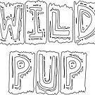 Wild Pup by NerdyDoggo