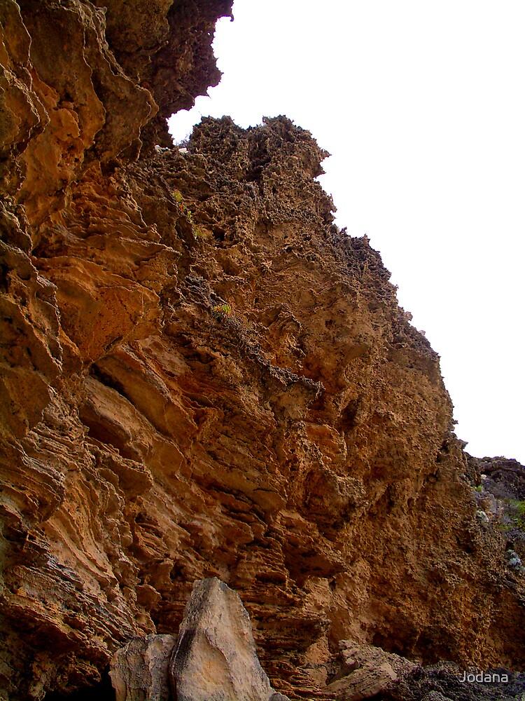 Cliffs by Jodana