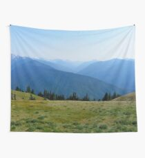 The Hills Are Alive Wall Tapestry