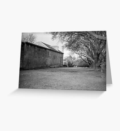 The Old Richmond Gaol Greeting Card