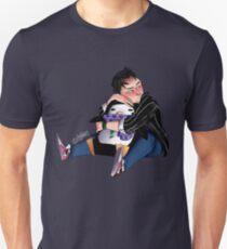 Ozzie and Mr.Hobblepot Unisex T-Shirt