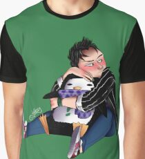 Ozzie and Mr.Hobblepot Graphic T-Shirt