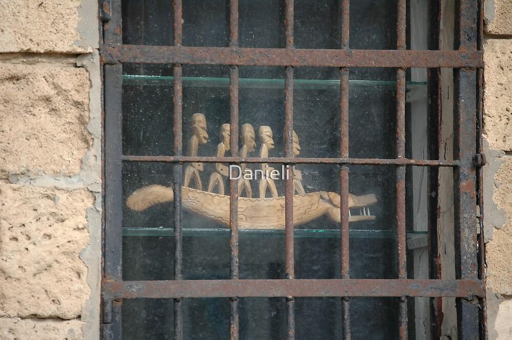 Behind Bars by Danieli