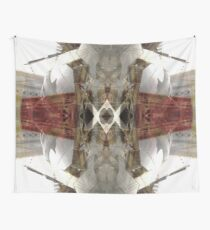 Fractal Texture Vector - Architect (CUSTOM REQUESTS WELCOME)  Wall Tapestry