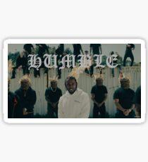 HUMBLE - Kendrick Lamar Sticker