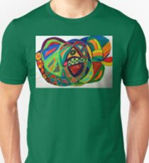A Laughing Mask  Unisex T-Shirt