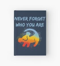 Be Proud of Yourself Hardcover Journal