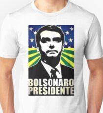 Bolsonaro Presidente Unisex T-Shirt