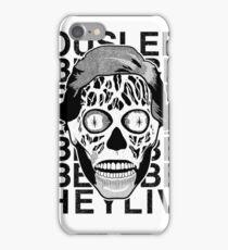You Sleep, They Live iPhone Case/Skin