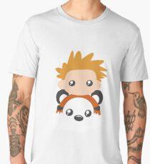 Calvin and Hobbes T-Shirt Men's Premium T-Shirt