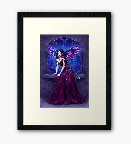 Andromeda Dragon Framed Print