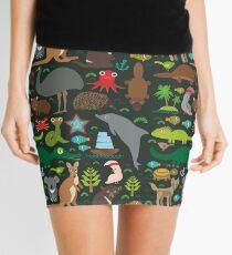 Funny australian animals Mini Skirt
