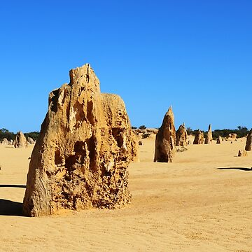 The Pinnacles by kalaryder