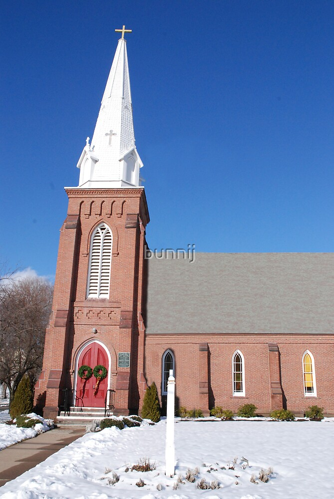 New England Church Series III by bunnij