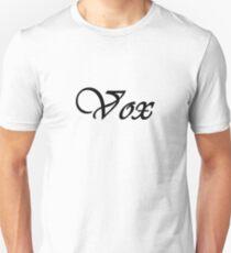 Old Vox Black Color T-Shirt