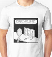 Perfect match Unisex T-Shirt